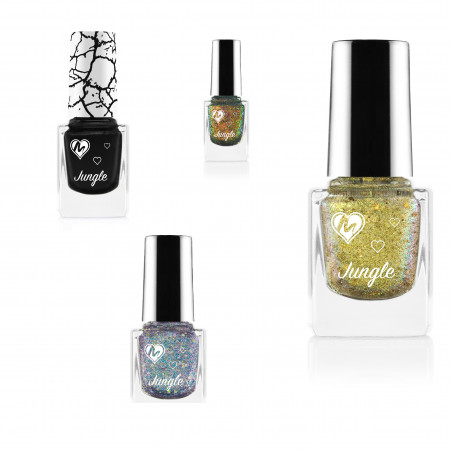 MAGA Nail polish Jungle set 4x