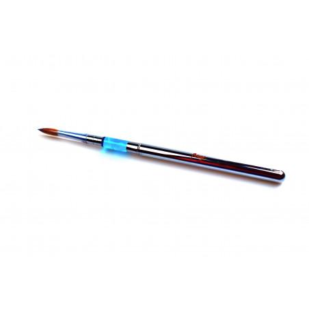 Nail acryl brush