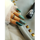 509 UV Nail Polish MAGA Emerald Green