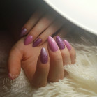 106 UV Nail Polish MAGA Charming Violet