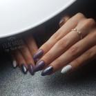 501 UV Nail Polish MAGA Shy Violet