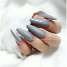 506 UV Nail Polish MAGA Grey Like Stone