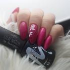 608 UV Nail Polish MAGA Crimson Tide
