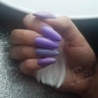 709 UV Nail Polish MAGA Purple Magic