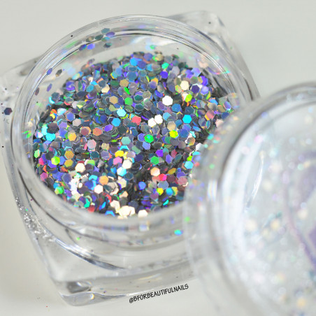 MAGA Decorative Powder  Rainbow Crystal
