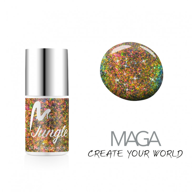J3 UV Nail Polish MAGA