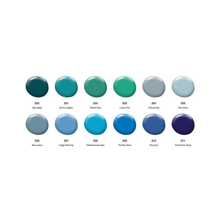 Lakier hybrydowy kolory UV 200 - UV 211