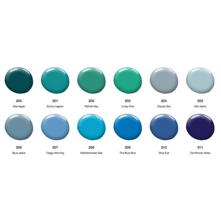 UV nail polish colors UV 200 - UV 211