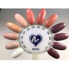 Lakier hybrydowy kolory UV 300 - UV 311