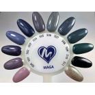 UV nail polish color UV 500 - UV 511
