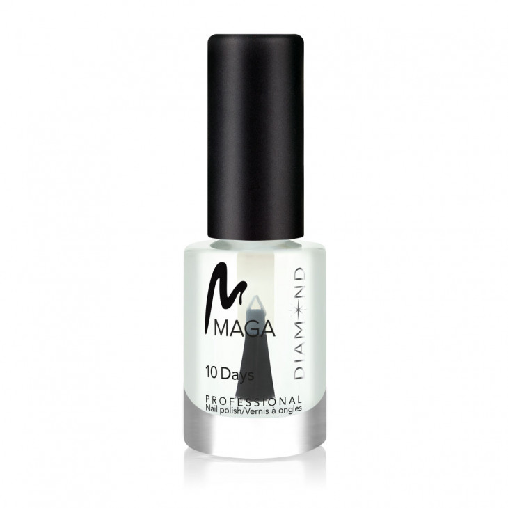 Diamond MAGA Clear Nail Enamel (No. 0)