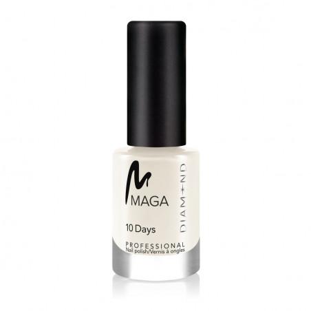 Diamond Line MAGA Nail Enamel Lady in White (No. 22)