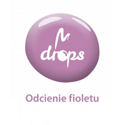 Violet DROPS nail polish