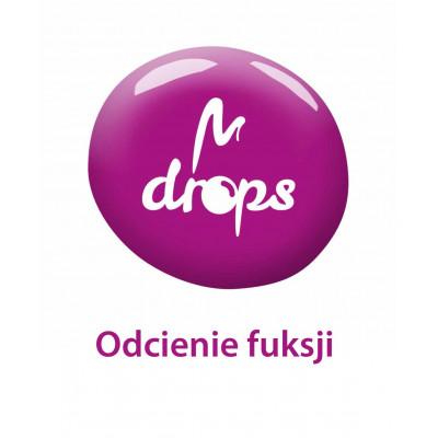 Fuchsia DROPS nail polish