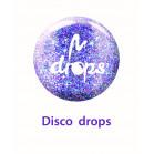 DISCO DROPS nail polish