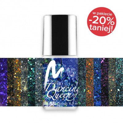 Set of Dancing Queen gel...