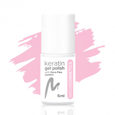 Ice-cream Van Keratin Gel Polish No. 3L MAGA