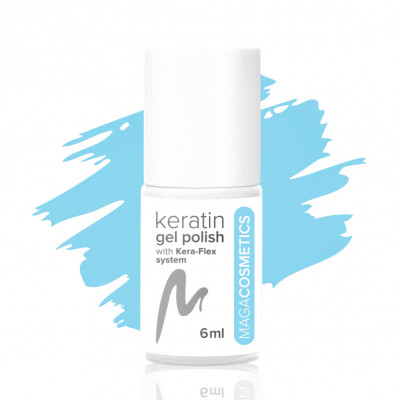 Limitless keratin gel polish No. 5L MAGA
