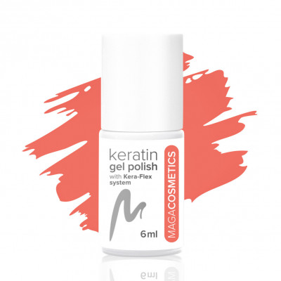 Music Reef keratin gel polish No. 8L MAGA