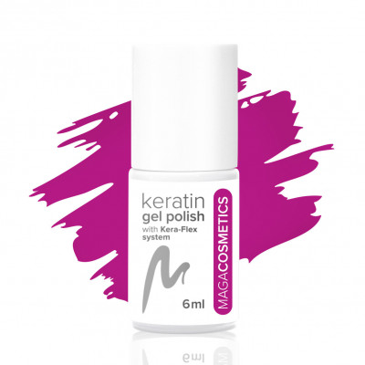 Be Violet! keratin gel...