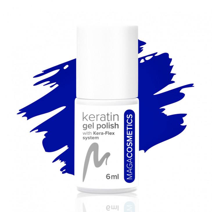 Insomnia Blue keratin gel polish nr 3Z MAGA
