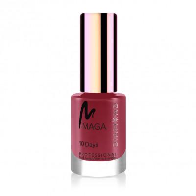 Nail polish 10 days Red and...