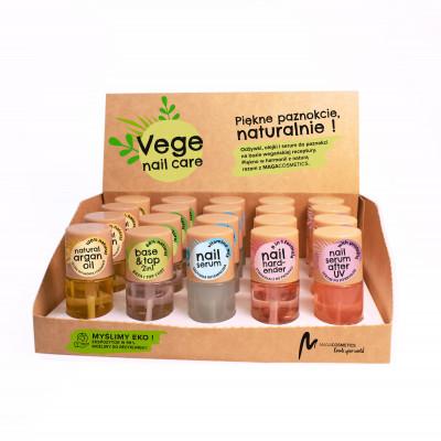 Odżywki wegańskie zestaw