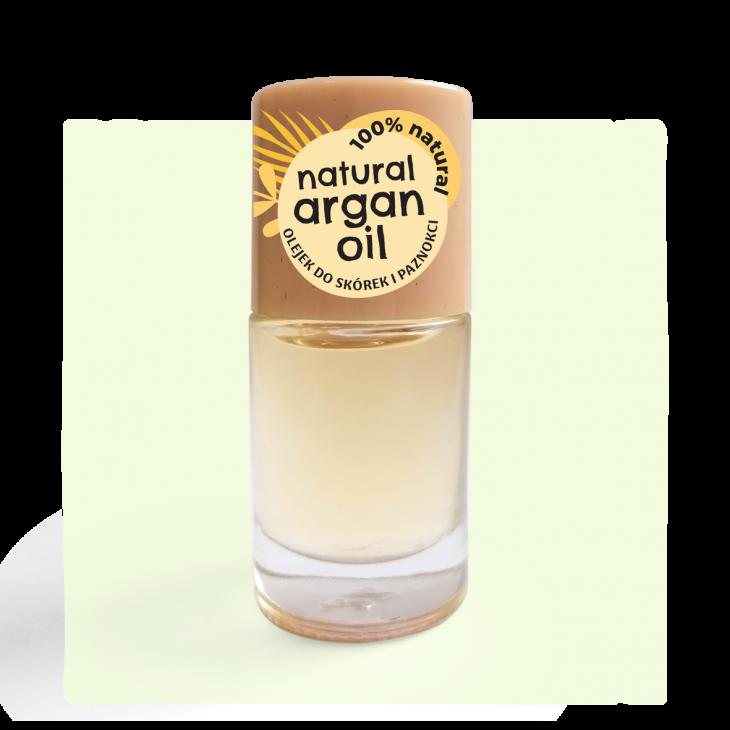 Wegański olejek arganowy do skórek i paznokci MAGA