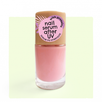 Nail Serum after UV  VEGE