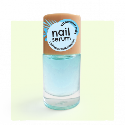 Vitamin Nail Serum VEGE