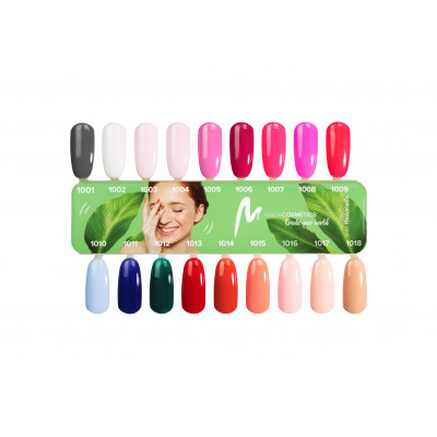 Set of Fitoflex nail gel...