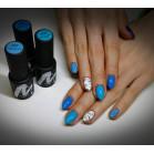 209 UV Nail Polish MAGA The Blue Blue